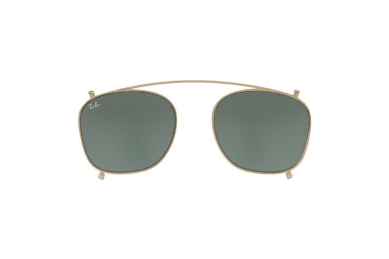 Clip-on Unisex Ray-Ban  RX 8954C 250071