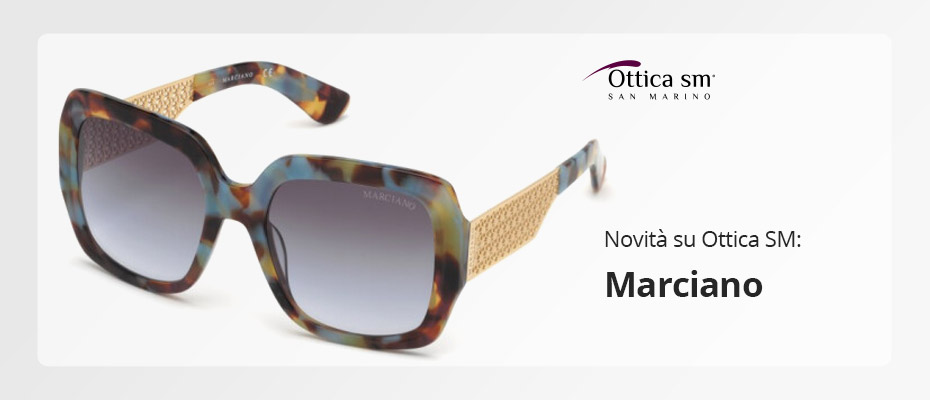 Marciano by Guess: Occhiali da sole e da vista