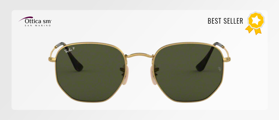 Ray-Ban RB 3548N Hexagonal