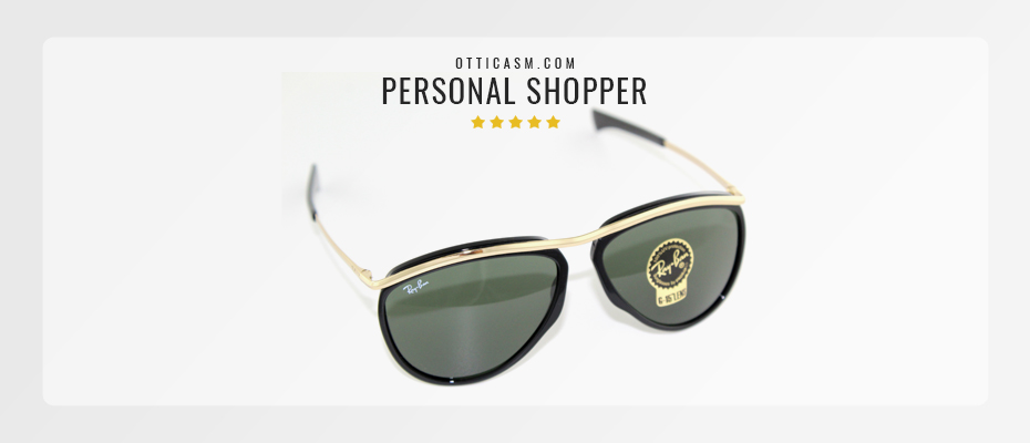 [Personal Shopper] Occhiali da sole Ray-Ban Olympian Aviator RB 2219