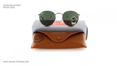 Ray-Ban Round Metal RB 3447 (029)