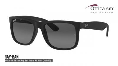 Ray-Ban Justin RB 4165 (622/T3)