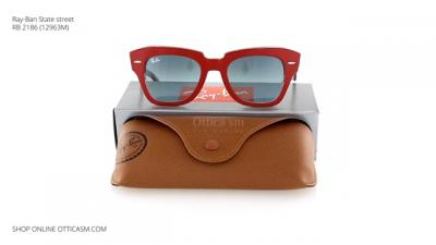 Ray-Ban State street RB 2186 (12963M)