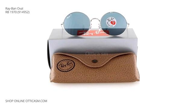 Ray-Ban Oval RB 1970 (9149S2)