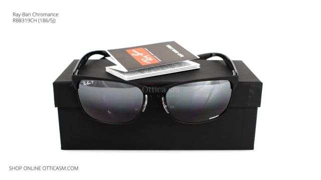 Ray-Ban RB8319CH (186/5J)