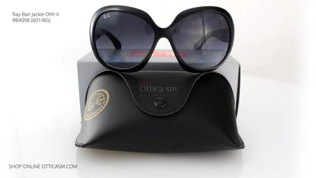 Ray-Ban Jackie Ohh II RB4098 (601/8G)