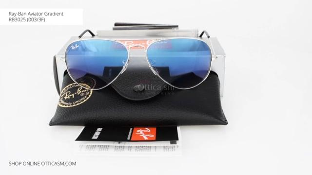 Ray-Ban Aviator Gradient RB3025 (003/3F)