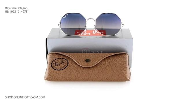 Ray-Ban Octagon RB 1972 (914978)