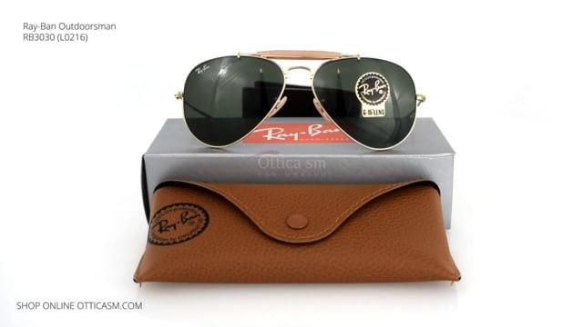 Ray-Ban Outdoorsman RB3030 (L0216)