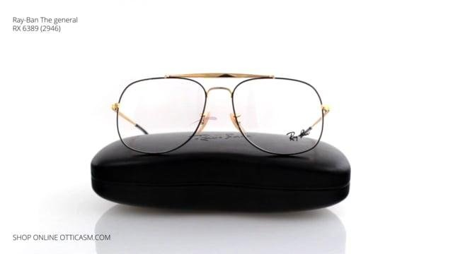 Ray-Ban The general RX 6389 (2946)