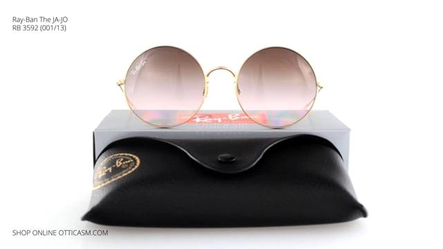Ray-Ban The JA-JO RB 3592 (001/13)