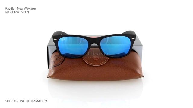 Ray-Ban New Wayfarer RB 2132 (622/17)