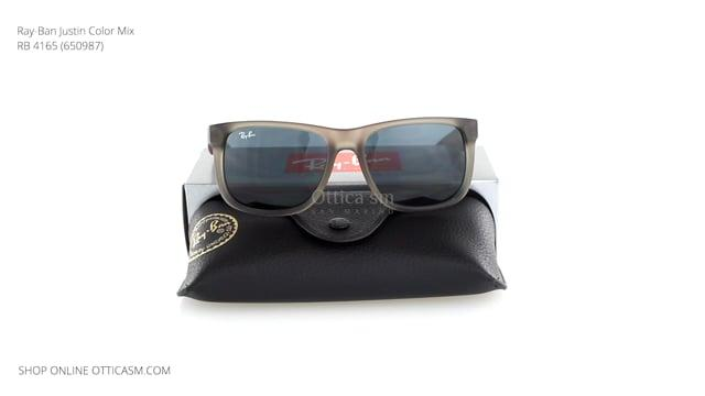 Ray-Ban Justin Color Mix RB 4165 (650987)