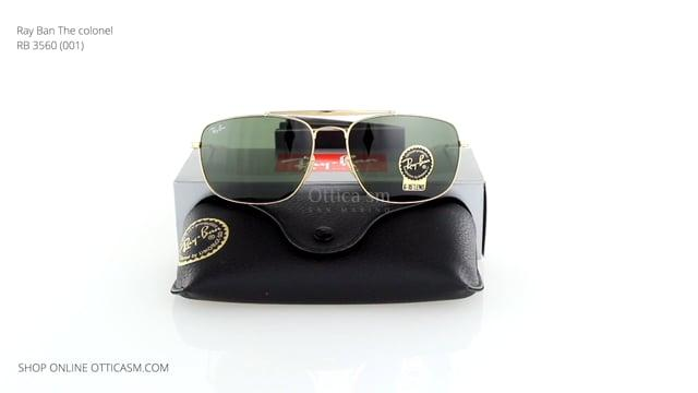 Ray Ban The colonel RB 3560 (001)
