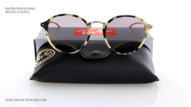 Ray-Ban Round-classic RB 2447 (1247P2)