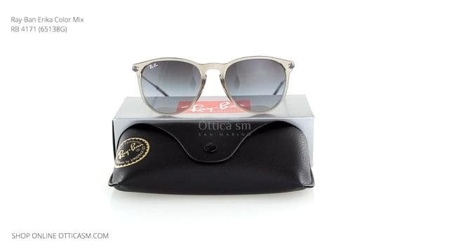 Ray-Ban Erika Color Mix RB 4171 (65138G)