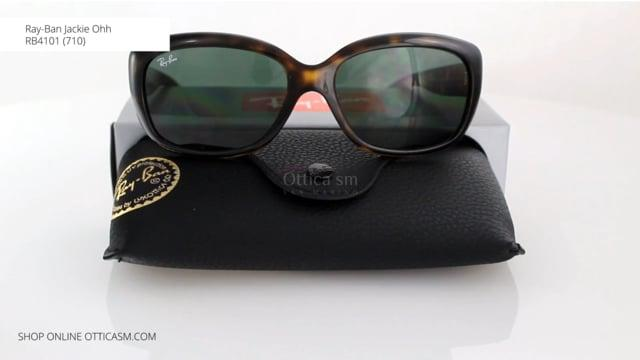 Ray-Ban Jackie Ohh RB4101 (710)