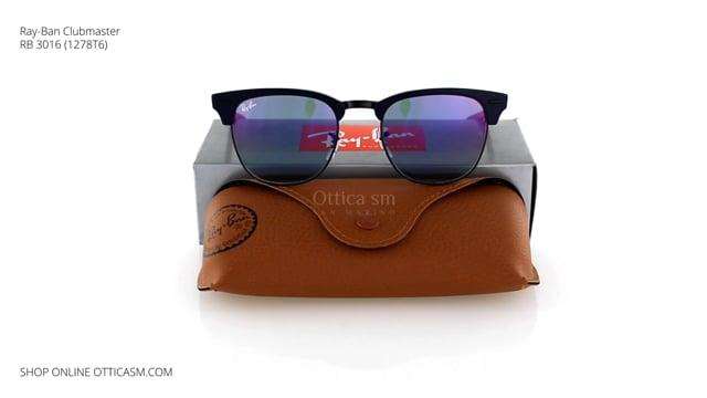 Ray-Ban Clubmaster RB 3016 (1278T6)