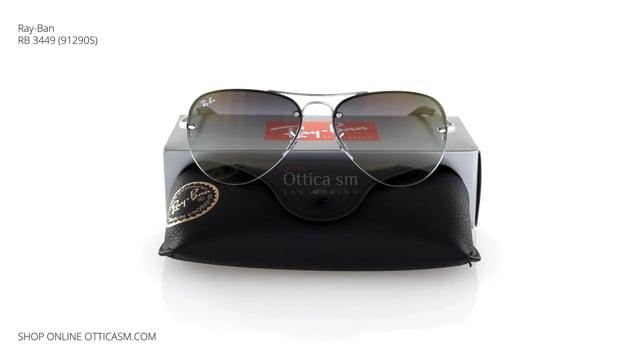 Ray-Ban RB 3449 (91290S)