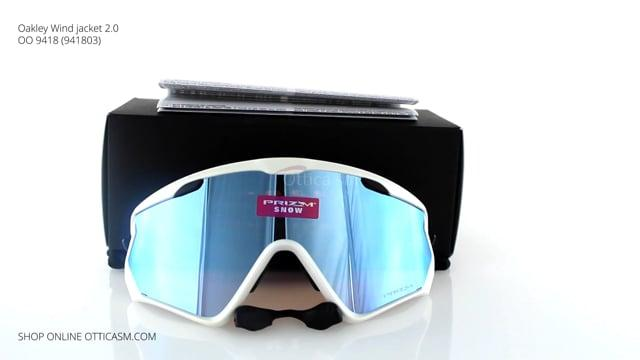 Oakley Wind jacket 2.0 OO 9418 (941803)