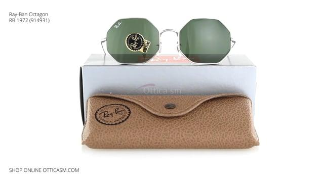 Ray-Ban Octagon RB 1972 (914931)