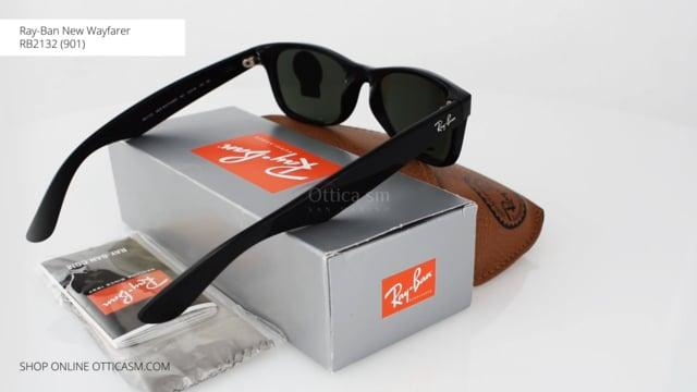 Ray-Ban New Wayfarer RB2132 (901)