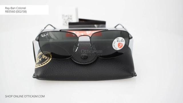 Ray-Ban The colonel RB3560 (002/58)