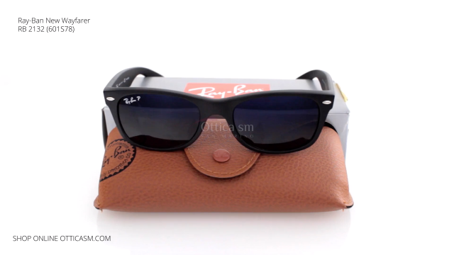 Ray-Ban New Wayfarer RB 2132 (601S78)