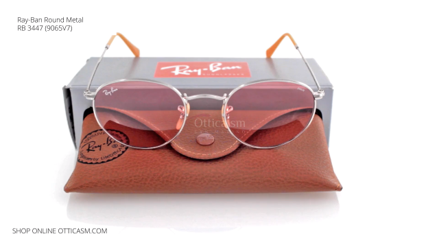 Ray-Ban Round metal RB 3447 (9065V7)