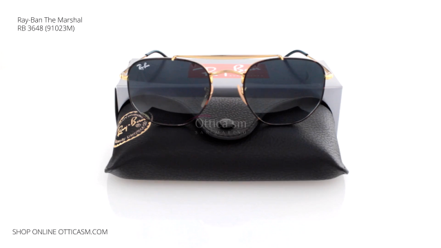 Ray-Ban The marshal RB 3648 (91023M)