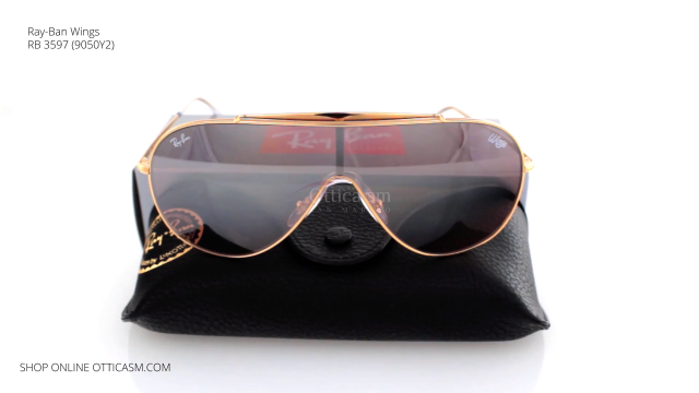 Ray-Ban Wings RB 3597 (9050Y2)